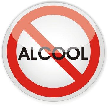 pancarte alcool