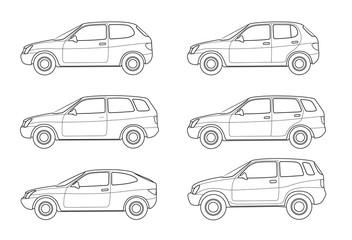 Neutrale Autotypen
