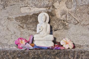 bouddha pierre