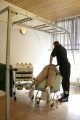 Massage bei Rehabilitation