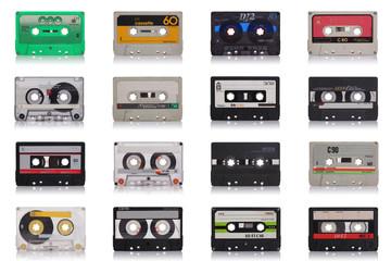 retro music cassette