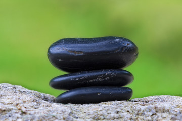 Recess Fitting Zen stones, spa