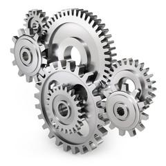 Gear wheels - dynamic