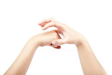 hand's