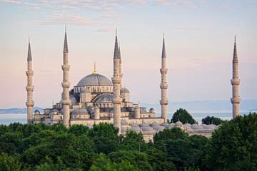 Sultanahmet Camii most famous as Blue Mosque