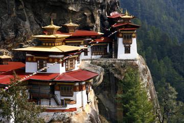 Tigernestkloster, Bhutan