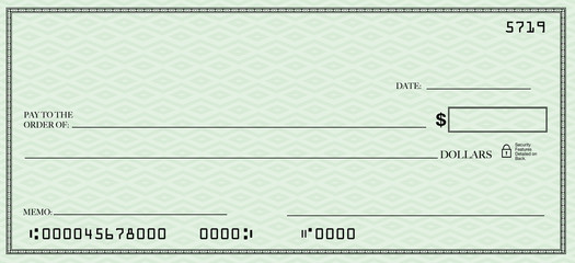 Search photos blank check – Blank Cheque Template