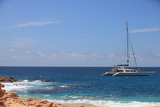 Sailing on the Sea of Cortez