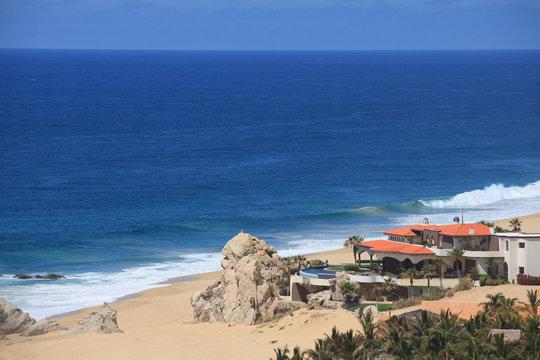 Oceanside Mexican Villa