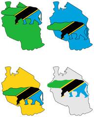 Flusspferd Tansania