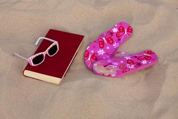 Strand Stilleben