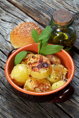 gratin di patate