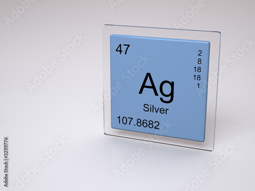 Silver symbol ag chemical element of the periodic table stock silver symbol ag chemical element of the periodic table urtaz Image collections