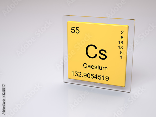 Chemical Element Of The Periodic