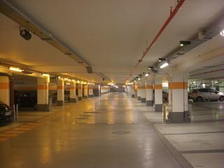 Parking Centre Commercial le Millénaire