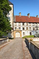 Schloss Rheda in Rheda-Wiedenbrück, Deutschland