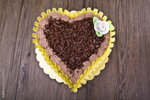 Torta A Forma Di Cuore Stock Photo And Royalty Free Images On