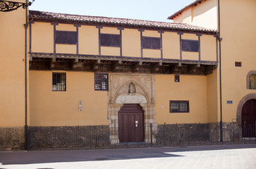 Old Building of Leon, Spain