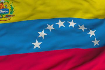 Venezuelan State Flag