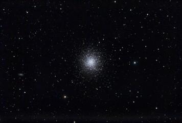 Cúmulo Globular de Hércules M13