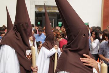 Semana Santa в Севилье