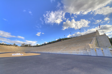 Panathenaic stadium, kallimarmaro,Athens,Greece