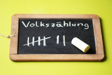 Zensus 2011 Volkszählung