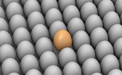 leader of eggs