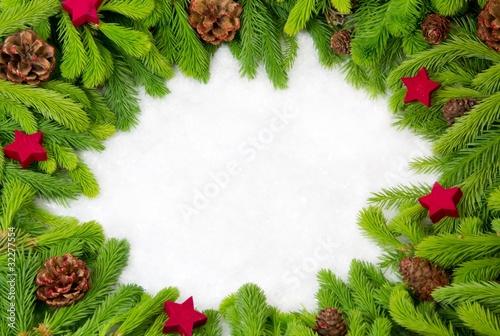weihnachtlicher rahmen stockfotos und lizenzfreie bilder. Black Bedroom Furniture Sets. Home Design Ideas