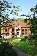 Orangerie Schloss Rheda-Wiedenbrück, Deutschland