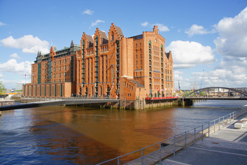 Hafencity Speicher Maritimes Museum Hamburg
