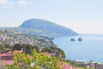 The nature of mountain Crimea