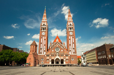 Szeged Church, Hungary