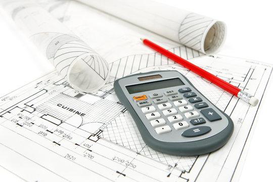 Plans calculatrice