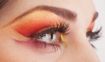 Fantastic make up eye