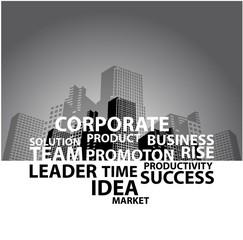 business concept d