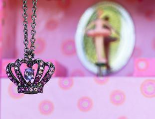 pendentif de princesse
