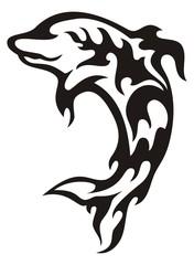 Dolphin tribal