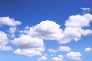 Les beaux nuages