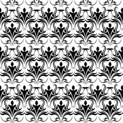 vector series. Beautiful seamles background