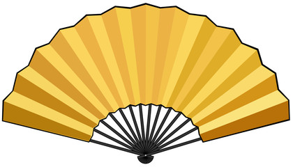 Chinese (Japanese) Fan Vector