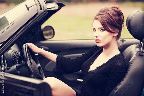 Дамы с и авто фото