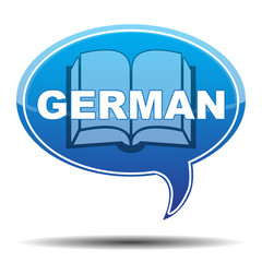 GERMAN BOOK ICON
