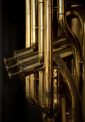 Brass Musical Instrument