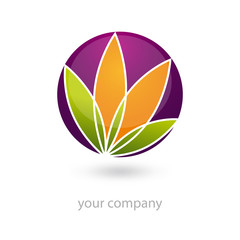 creation logo fleuriste