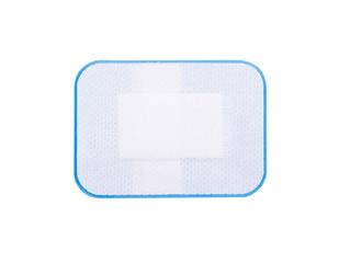 bandages isolated in white background