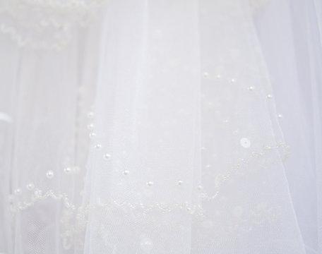 texture wedding attire