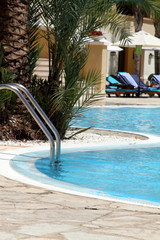Swimming pool Resort  La Sella Denia Alicante Costa