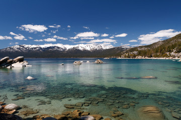 Fototapete - Lake Tahoe