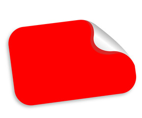 Sticker Fläche